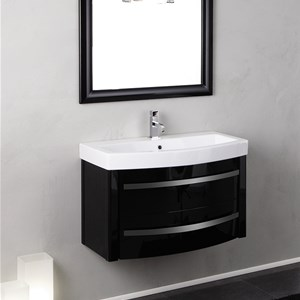 Arredo bagno vintage e mobili bagno eleganti - Mobili bagno poco profondi ...