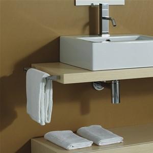 Mobili bagno su misura fatti a mano for Mobili bagno per lavabo da appoggio