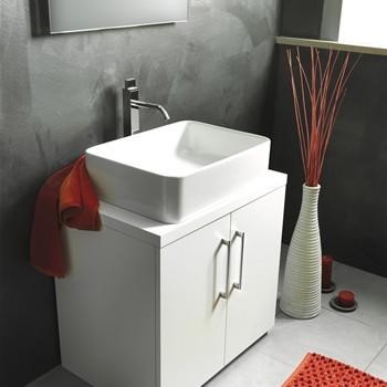 Mobili da bagno su misura system for Mobili bagno a terra