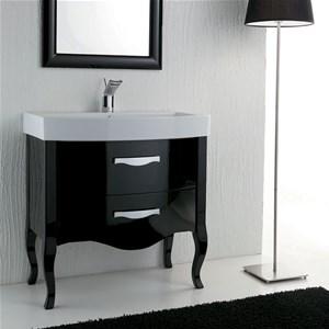 Arredo bagno vintage e mobili bagno eleganti