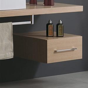 Cassettiere bagno su misura in legno massello - Cassettiere bagno moderne ...