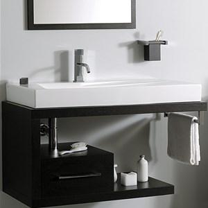 Mobili con lavabo il su misura per il tuo bagno - Mobili per lavandino bagno ...