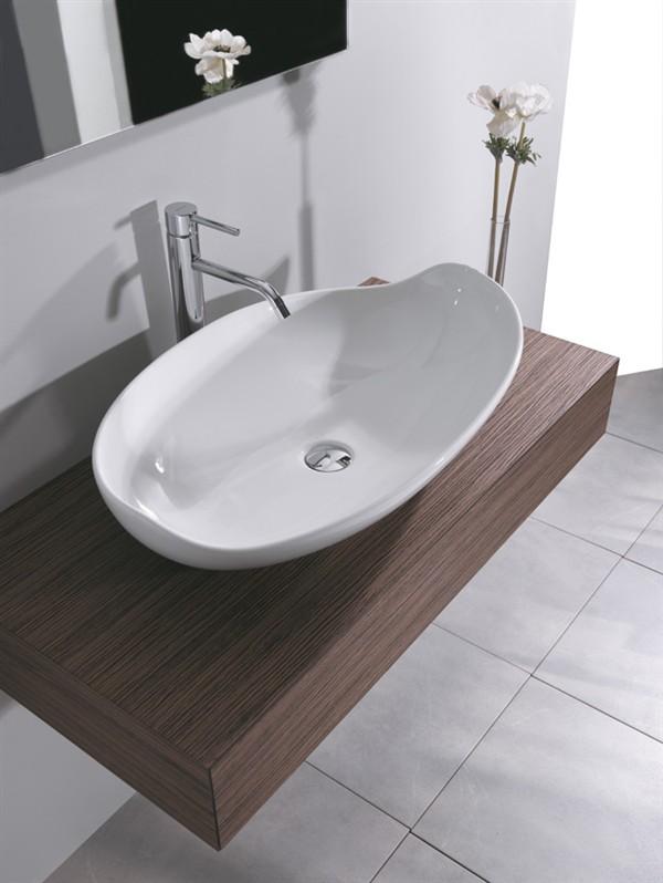 lavabo bagno ovale raccordi tubi innocenti