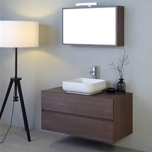 Mobili bagno minimal su misura for Minimal home mobili