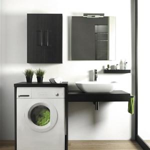mobili da bagno su misura system - Arredo Bagno Coprilavatrice