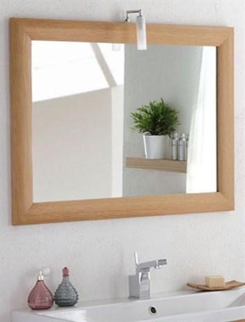 Specchio con cornice bombata - Specchio con cornice ...