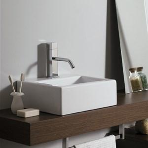 Piani per lavabi e top bagno in legno - Mensola lavabo leroy merlin ...