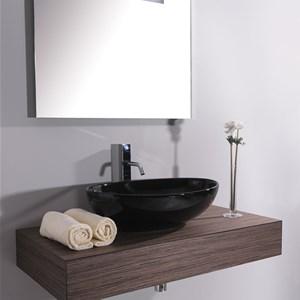 Arredo bagno su misura minimal for Mobile bagno minimal